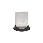 Sandisk Ultra Fit USB 3.0 16GB USB flash drive USB Type-A 3.0 (3.1 Gen 1) Black