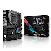 Asus ROG STRIX B350-F GAMING, AMD B350, AM4, ATX, 4 DDR4, XFire, HDMI, DP, LED Lighting