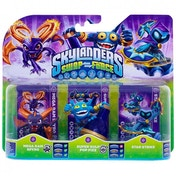 Ex-Display Spyro, Pop Fizz, and Star Strike (Skylanders Swap Force) Triple Character Pack Used - Like New