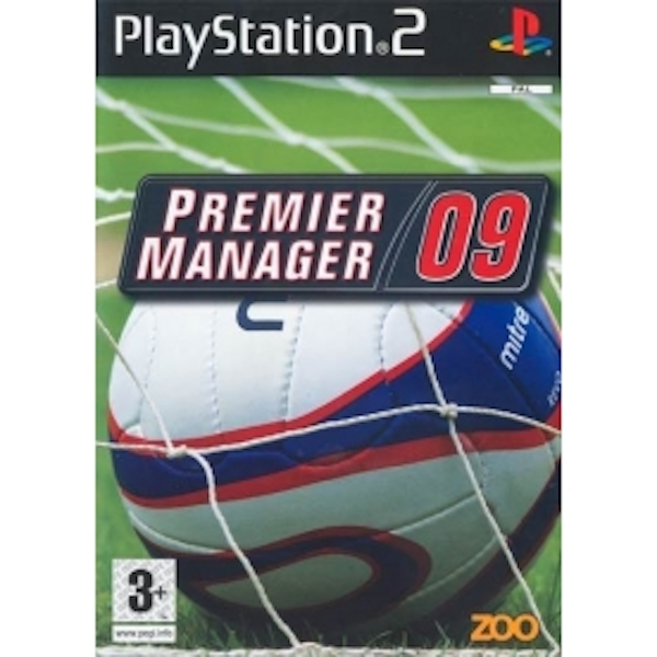 Premier Manager 09 Game PS2