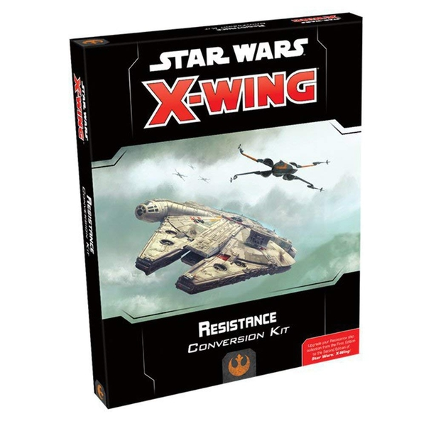 Star Wars X-Wing: Resistance Conversion Kit Board Game