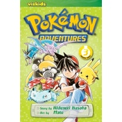Pokemon Adventures, Vol. 3 (2nd Edition) : 3
