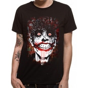 DC Originals - Arkham Joker Men's Medium T-Shirt - Black
