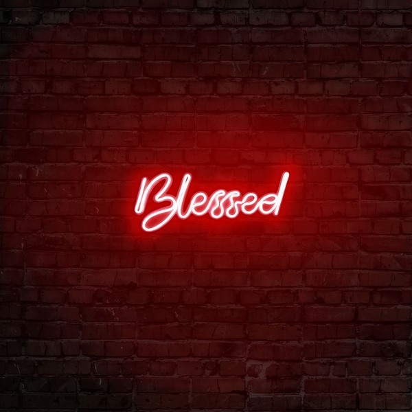 Blessed - Red Red Wall Lamp