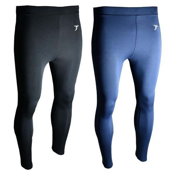 Precision Essential Base-Layer Leggings Adult Navy - XXLarge