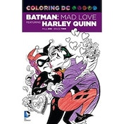 Coloring DC: Harley Quinn in Batman Adventures: Mad Love