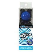 Mighty Boom Ball Blue Battery Booster
