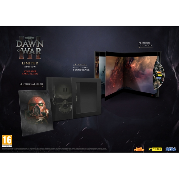 Warhammer 40,000 Dawn Of War III Limited Edition PC Game - Image 7