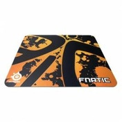 SteelSeries Surface QcK+ Mousepad Fnatic Limited Edition