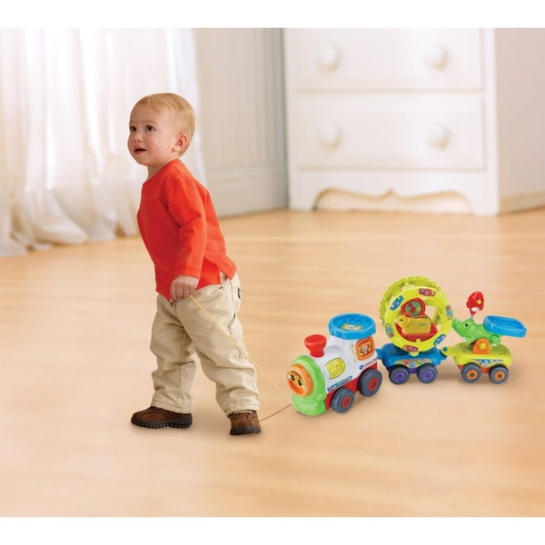 Vtech Baby Toot-Toot Animals Train Toy - Image 3