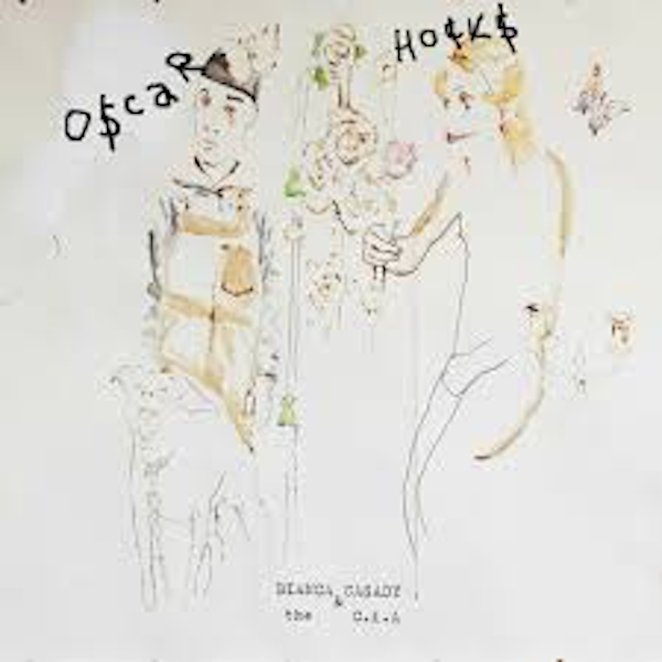 Bianca Casady & The C.I.A ‎– Oscar Hocks Vinyl