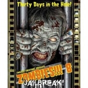 Zombies 8!!! Jailbreak Board Game