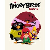Angry Birds Big Movie Eggstravaganza Hardcover