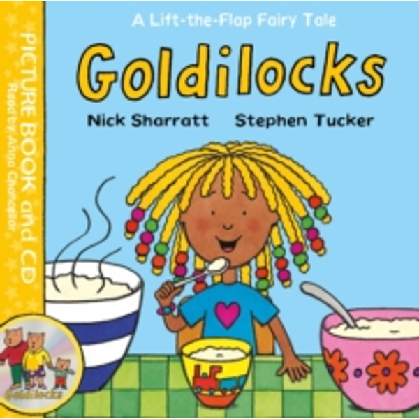 Goldilocks : Book and CD Pack