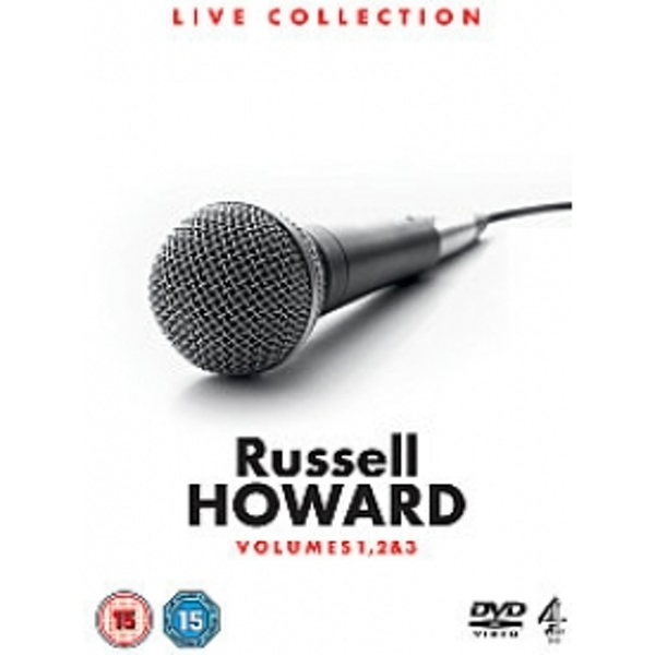 Russell Howard 1-3 - Collection