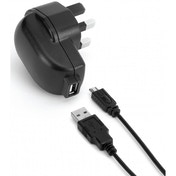 Griffin 2.1A (10W) Universal USB Wall Charger with Detachable Micro-USB Cable UK Plug