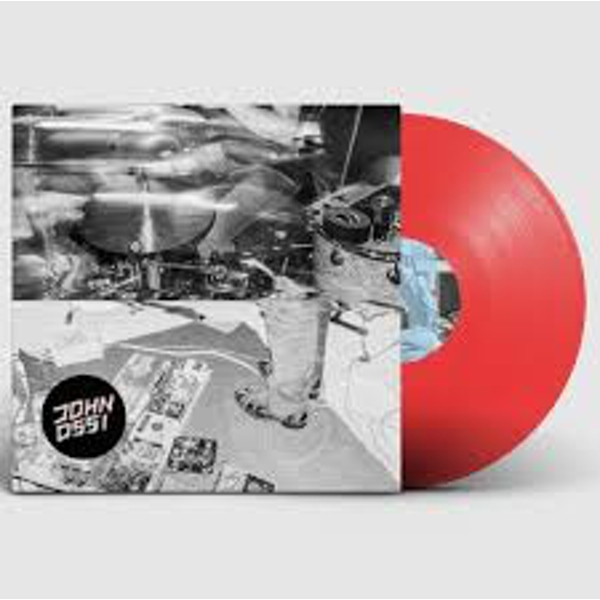 Johnossi – Torch/Flame Red Vinyl