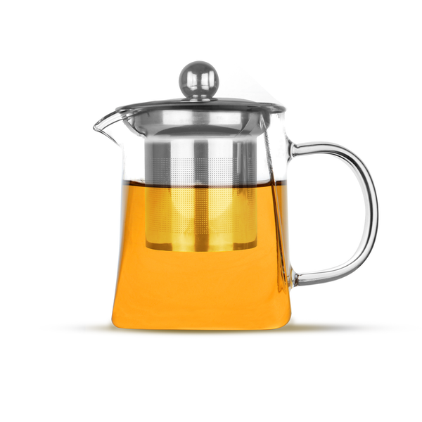 Glass Infuser Teapot | M&W 300ml