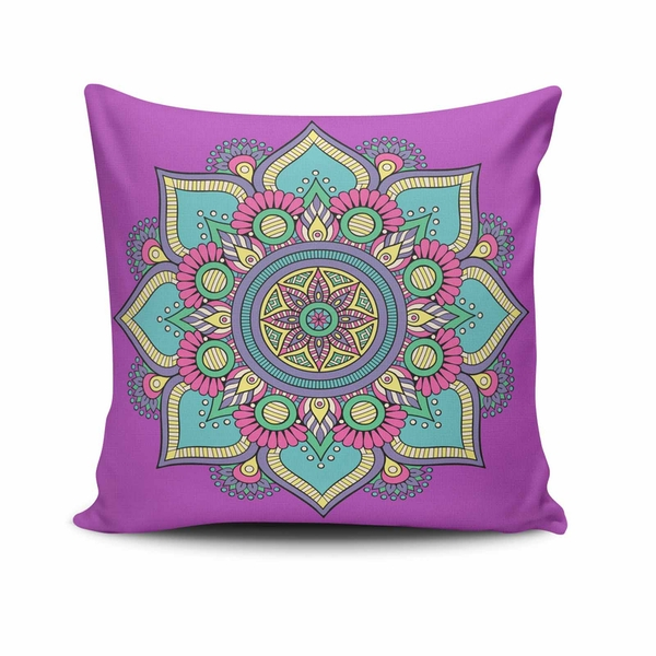 NKLF-377 Multicolor Cushion Cover