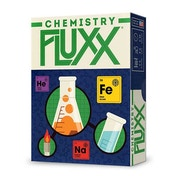 Chemistry Fluxx Card Game