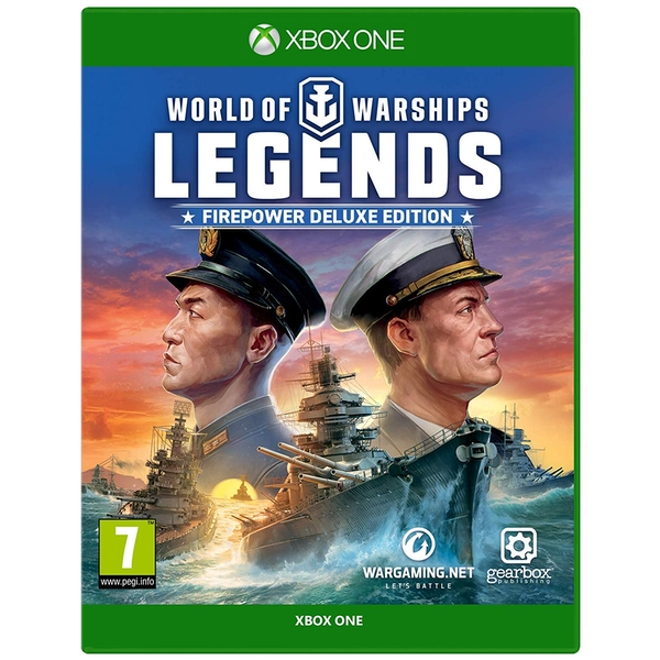 World of Warships Legends Xbox One Game