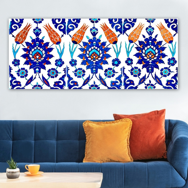 YTY2764740_50120 Multicolor Decorative Canvas Painting