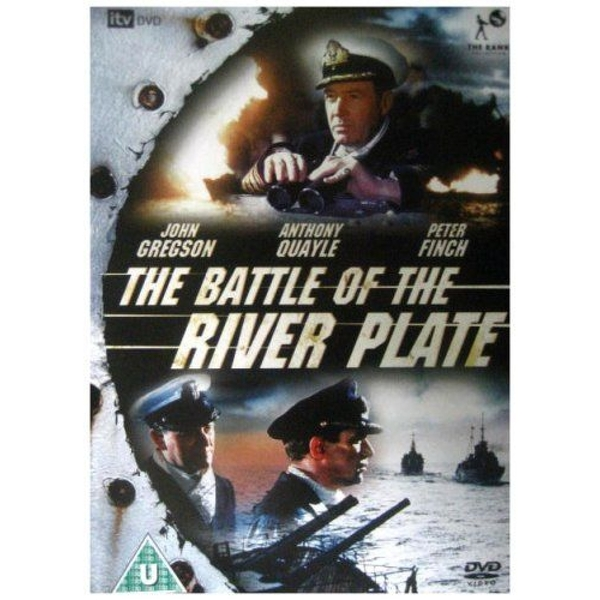 The Battle of the River Plate DVD