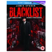 The Blacklist - Season 1-3 Blu-ray