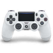 Official Sony Dualshock 4 Glacier White Controller PS4