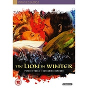 The Lion In Winter Digitally Restored 1968 DVD