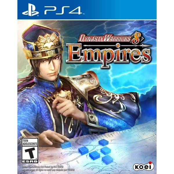Dynasty Warriors 8 Empires PS4 Game