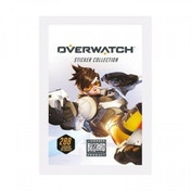 Ex-Display Overwatch Stickers Booster Box (50 Packs) Used - Like New