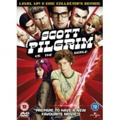Scott Pilgrim Vs. The World Level Up! DVD
