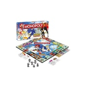 Ex-Display Monopoly Sega Sonic The Hedgehog Used - Like New