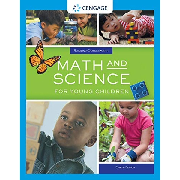 Math and Science for Young Children by Rosalind Charlesworth (Paperback, 2015)