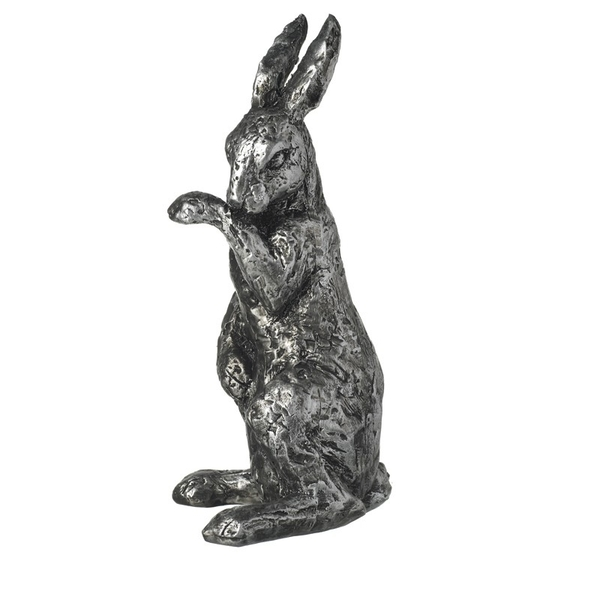 Large Silver Rabbit By Heaven Sends
