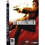 John Woo Presents Stranglehold Game PS3