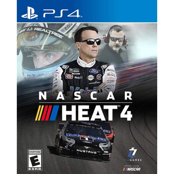 NASCAR Heat 4 PS4 Game