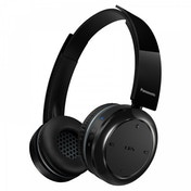 Panasonic RPBTD5EK Wireless Overhead Stereo Bluetooth Headphones Black