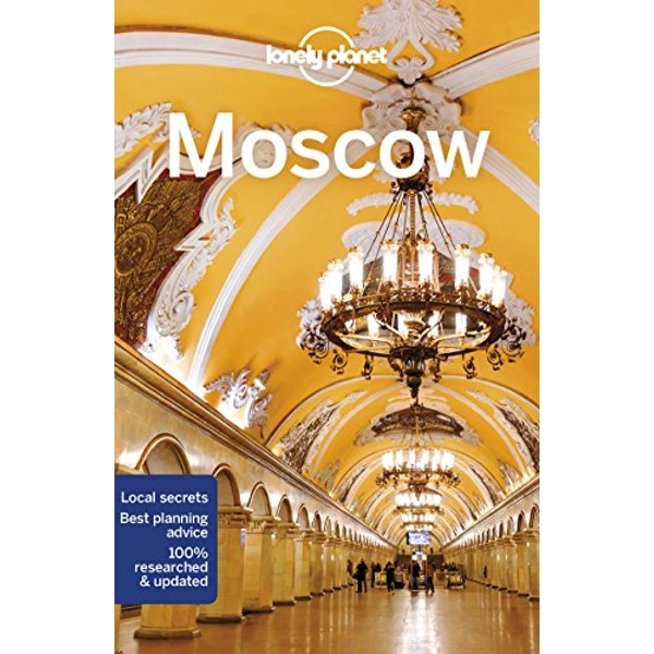 Lonely Planet Moscow  Paperback / softback 2018