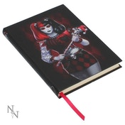 Embossed Journal Dark Jester