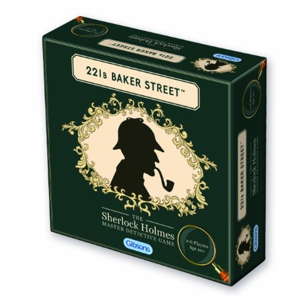 Image of 221b Baker Street Detective Board Game