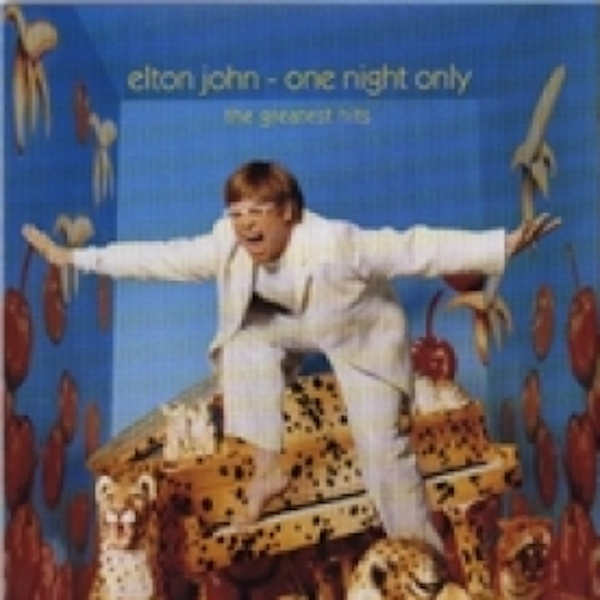 Elton John One Night Only CD