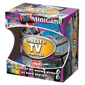 Best of TV and Movies Mini Board Game
