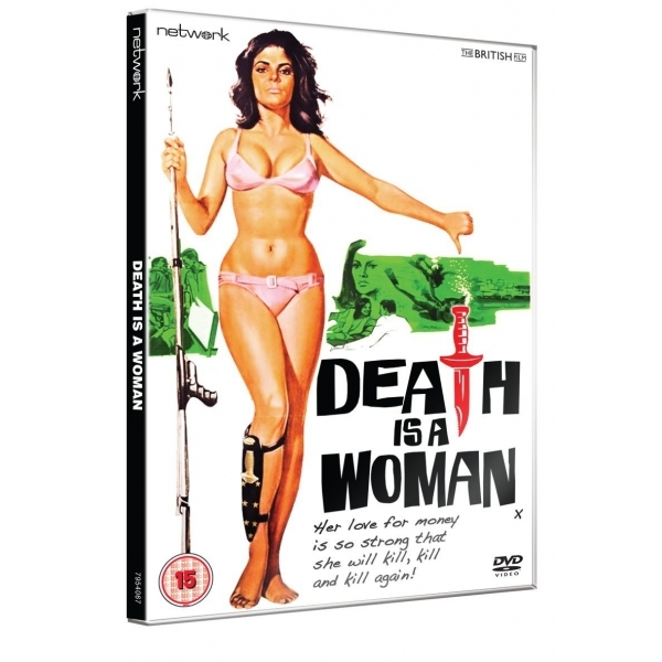 Death Is a Woman 1966 DVD
