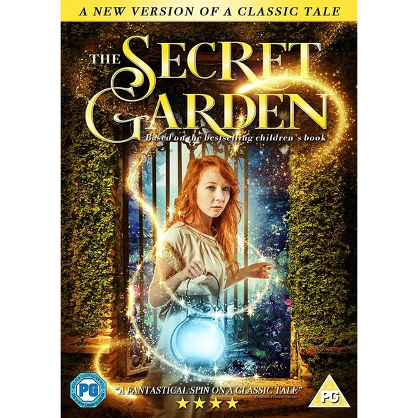 The Secret Garden (2017) DVD
