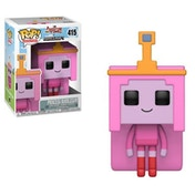Princess Bubblegume (Adventure Time Minecraft) Funko Pop! Vinyl Figure