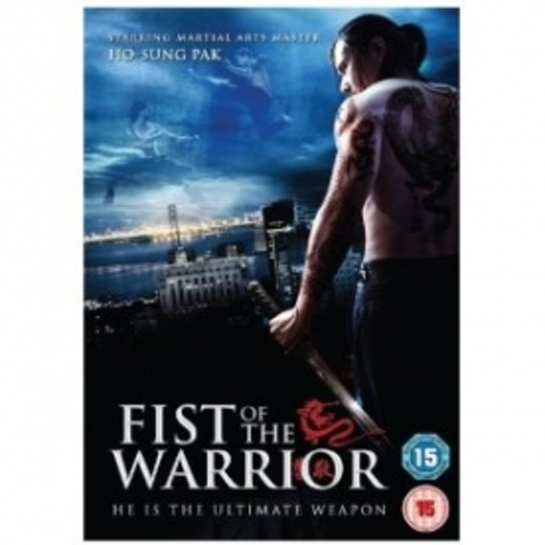 Fist Of The Warrior Rental DVD