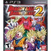 Dragon Ball Z Raging Blast 2 II Game PS3 (#)