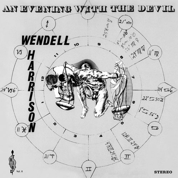 Wendell Harrison - An Evening With The Devil Vinyl